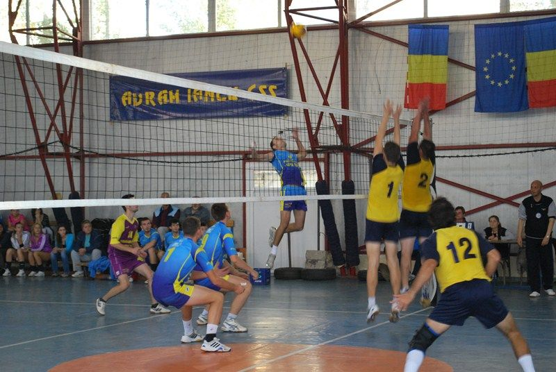 UVVG ProVolei Arad ia un nou start în Divizia A2
