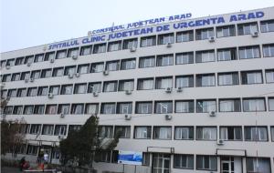 Anchetă la Spitalul Județean Arad. Este vizată Secția Infecțioase