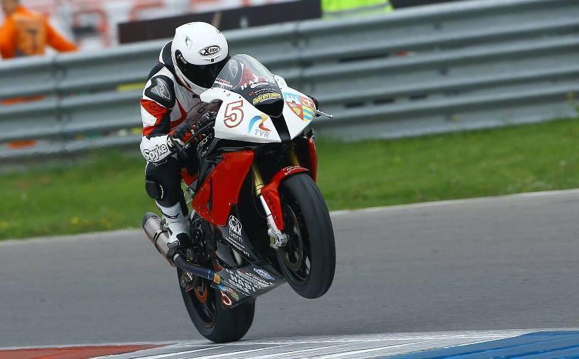 Robert Mureşan a preluat şefia în Europeanul de Superbike