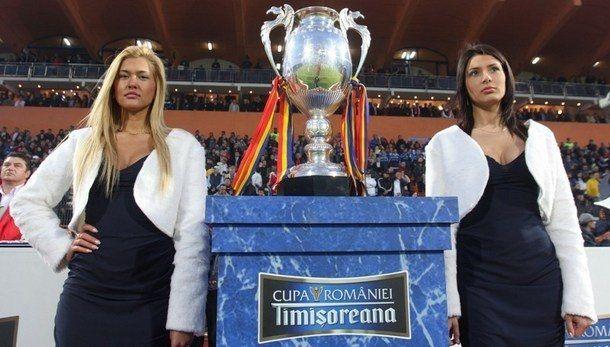 A fost stabilit programul optimilor Cupei României