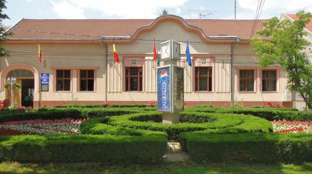 Primaria Orasului Pecica