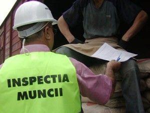 Campanie de control la angajatorii cu accidente de muncă