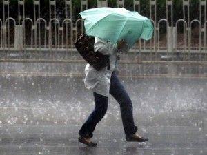 Cod galben de ploi și vânt puternic în vestul țării