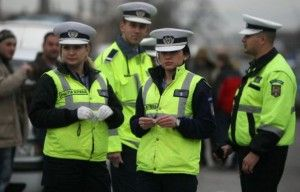 Sute de polițiști vor fi la datorie în perioada 21-24 ianuarie