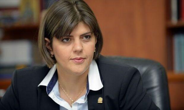 Laura Codruța Kovesi, acuzată de abateri disciplinare