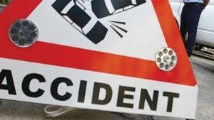 Doi politicieni arădeni importanţi, implicaţi într-un accident rutier