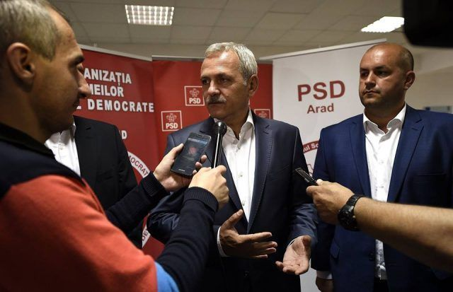 DRAGNEA ANUNŢĂ, DE LA ARAD, ZILE GRELE PENTRU GUVERNUL CIOLOŞ