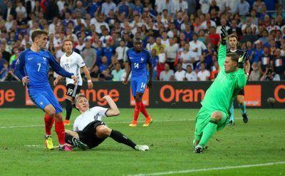 FRANŢA – GERMANIA 2-0 ŞI GAZDELE SUNT ÎN FINALA EURO 2016