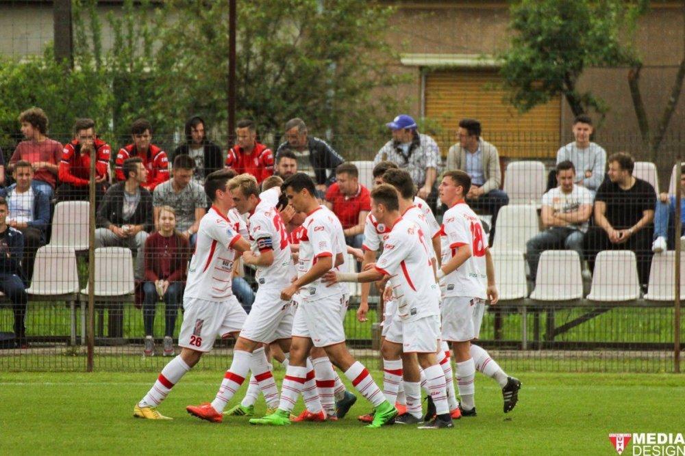 Dueluri juvenile Arad – Timişoara, în Liga Elitelor la fotbal