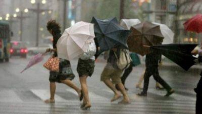 Ploile se vor extinde de astăzi în toată țara