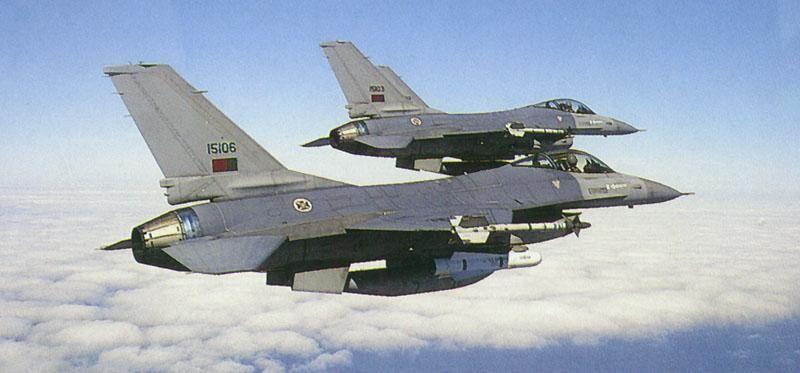 PRIMELE AVIOANE F16 CUMPĂRATE DIN PORTUGALIA AJUNG MIERCURI ÎN ŢARĂ