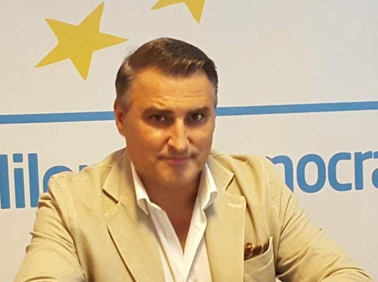 Florin Galiş este noul preşedinte al ALDE Arad