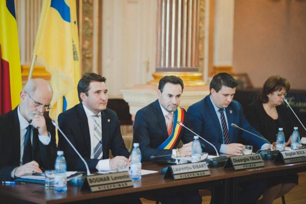 Viceprimarul Bibarț și consilierii PNL s-au opus reducerii prețului la gigacalorie