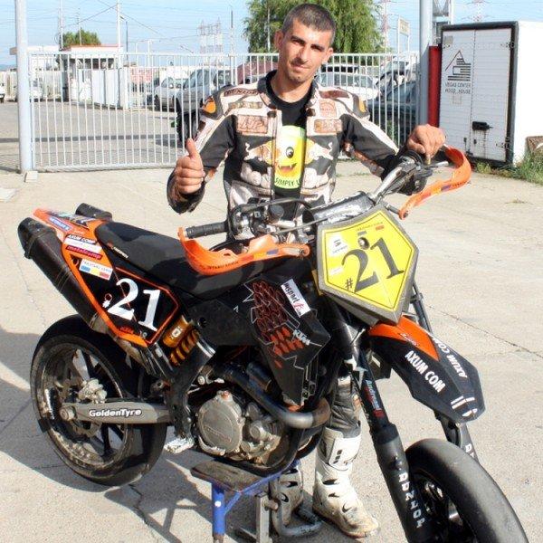 Sorin Trăistaru, invitat VIP la etapa Moto GP din Germania!