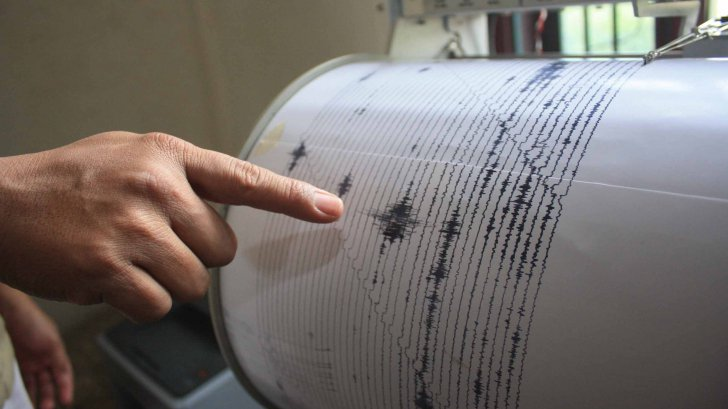 Cutremure în serie în România, în această dimineață