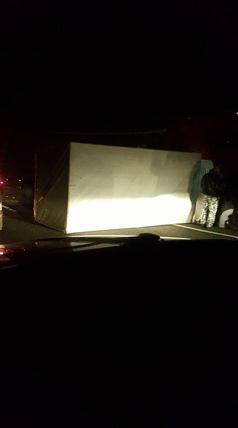 Accident grav pe DN7, în județul Arad