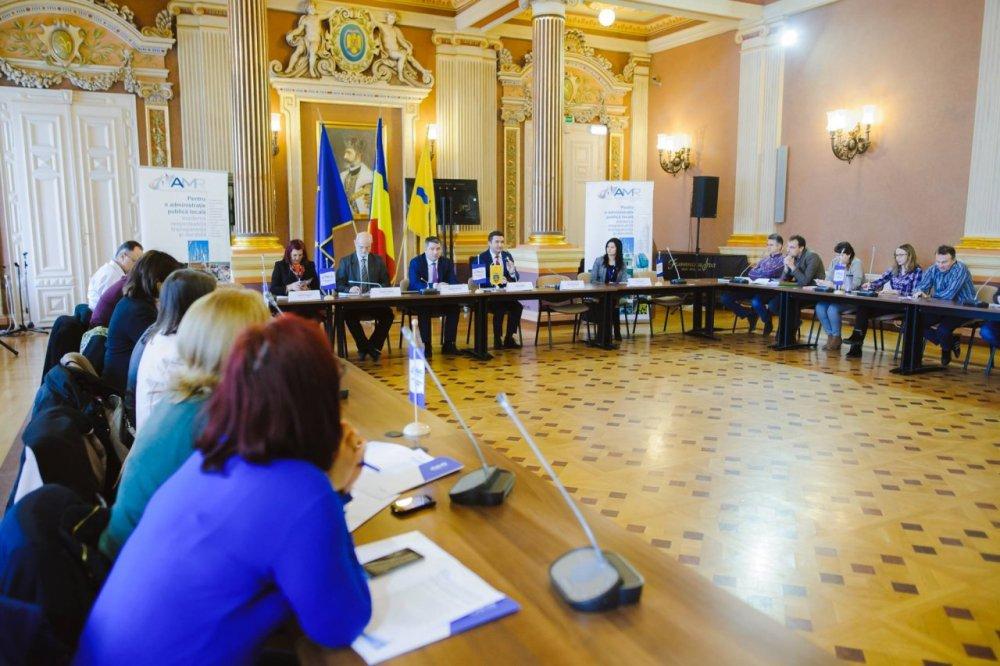 Aradul a găzduit prima întâlnire a Asociației Municipiilor cu administrațiile din Vest