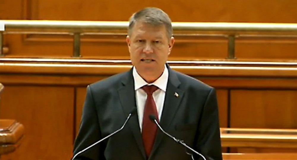 Președintele Klaus Iohannis a promulgat bugetul
