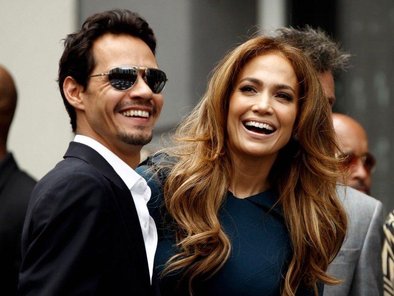 Jennifer Lopez și Marc Anthony, din nou împreună