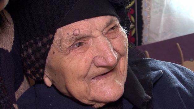 Tanti Drăguța – femeia de 100 de ani care nu a mai dormit din tinerețe