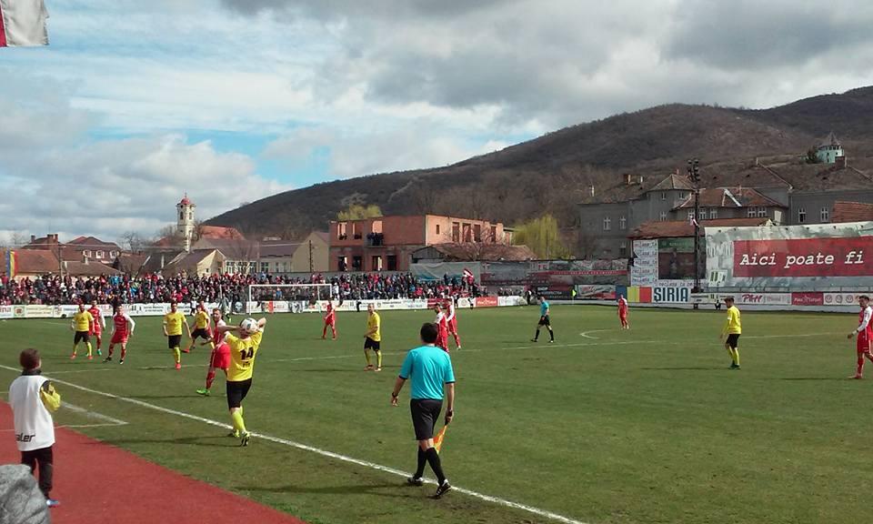 Dezamăgire în cetatea Şiriei: UTA – FC Braşov 1-2 (FOTO)