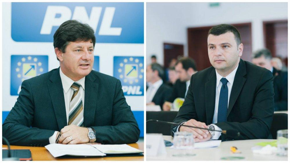 """Sergiu Bîlcea (PNL): """"Prioritatea PSD este ca Aradul să nu aibă pasaje!"""""""