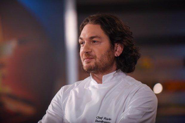 Chef Florin Dumitrescu, terorizat de colegi. Ce l-a determinat să părăsească platoul