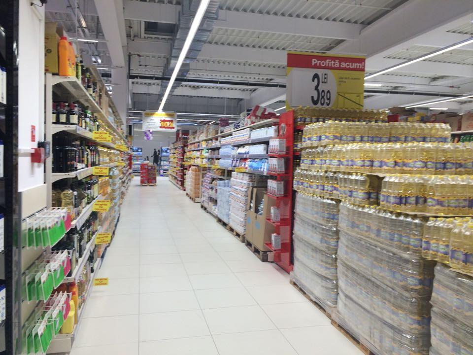 Prețurile alimentelor au scăzut în luna iunie