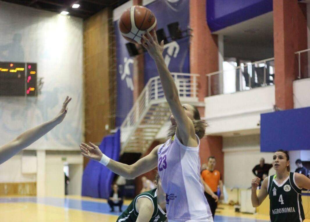 Brosovszky a revenit cu victorie în baschetul românesc