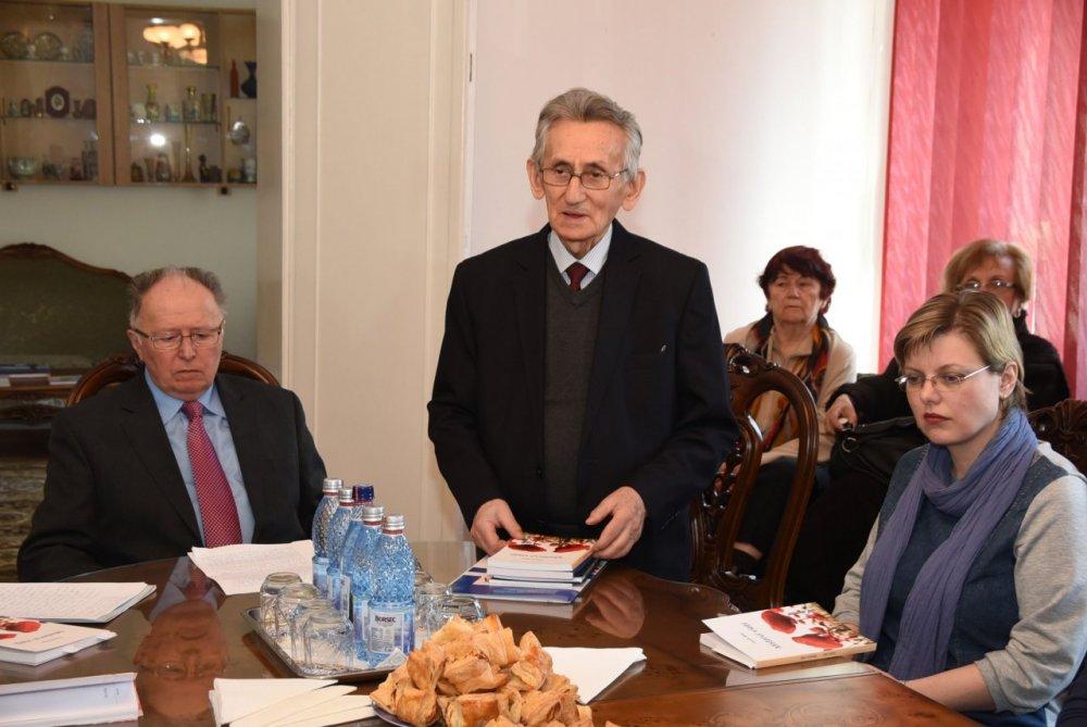 Eveniment literar găzduit de Casa Universitarilor și Studenților a UVVG Arad