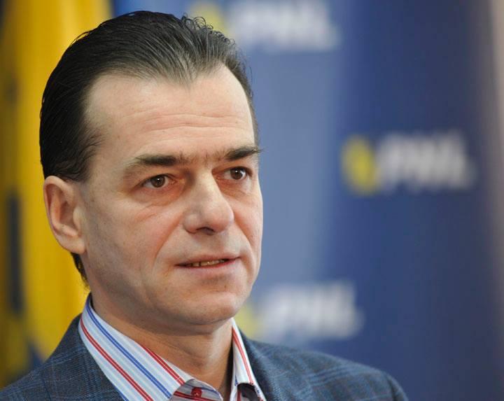 Ludovic Orban este aşteptat la Arad