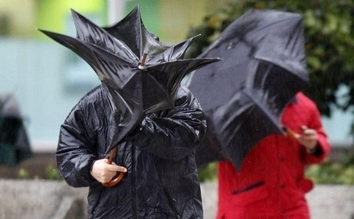 Avertizare de vânt puternic și precipitații, la nivelul întregii țări