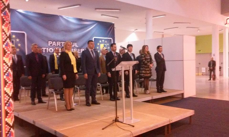 Gheorghe Falcă a candidat singur la şefia PNL Arad şi a luat…78%  (FOTO)