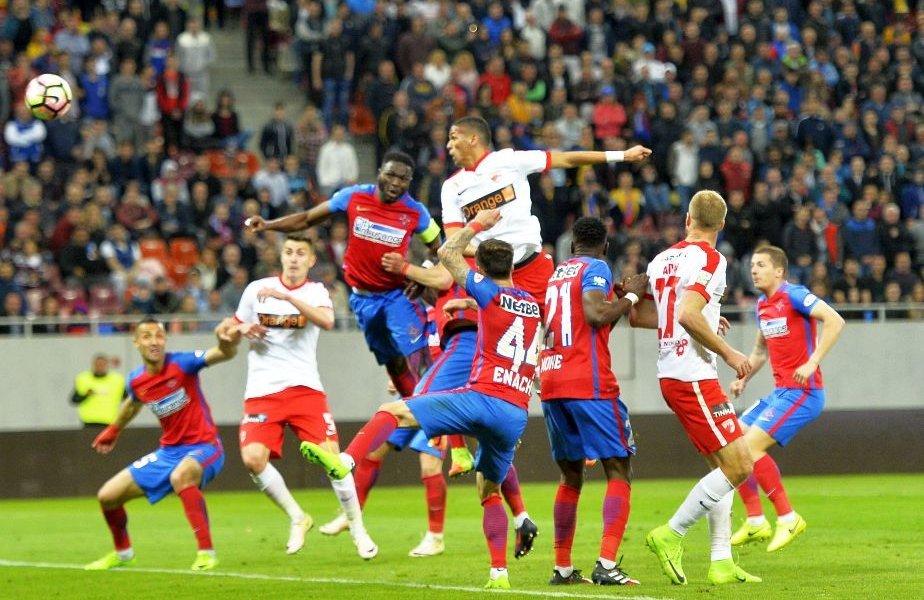 Dinamo – FCSB, ciocnirea care poate decide titlul în Liga 1