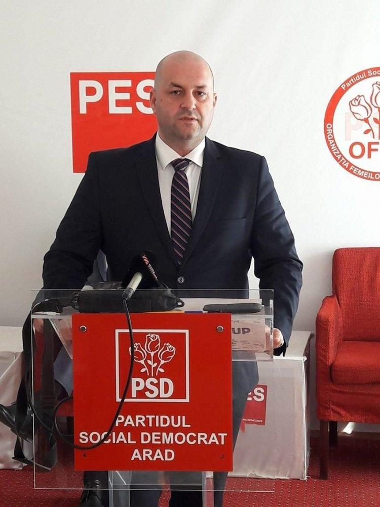 """Dorel Căprar: """"Guvernul a alocat 155 de milioane de lei pentru drumurile din județul Arad"""""""