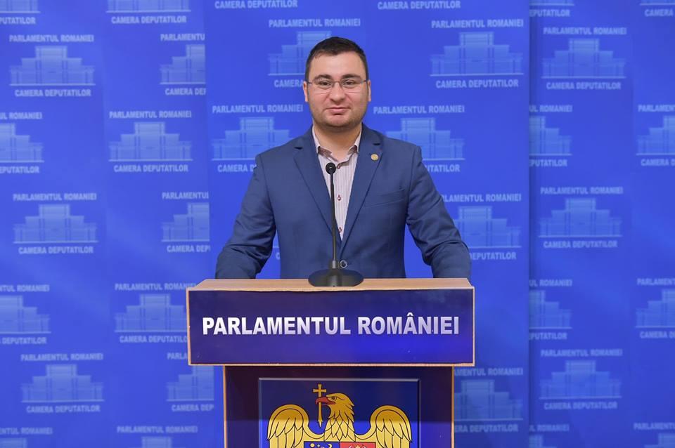 Deputatul Glad Varga susţine proiectul de lege privind interzicerea exploatării masei lemnoase din Parcurile Naționale