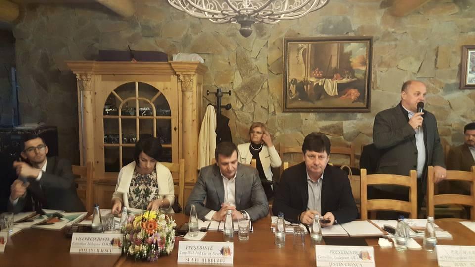Mari investitori din SUA și Germania se întâlnesc cu administrațiile locale din vestul României
