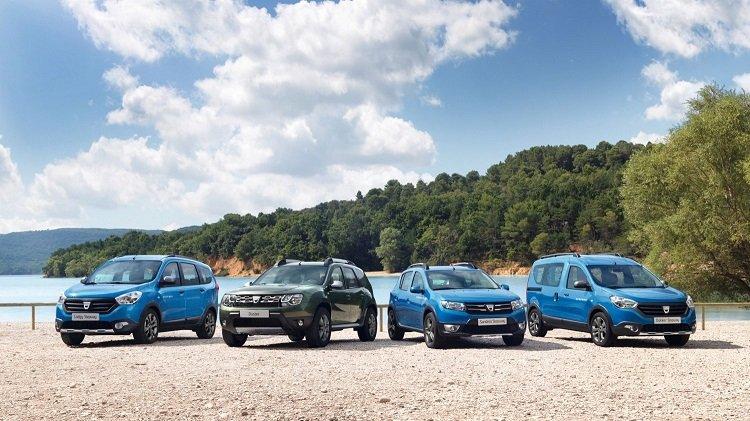 Vânzările de autoturisme Dacia în UE au crescut cu 8,8 la sută