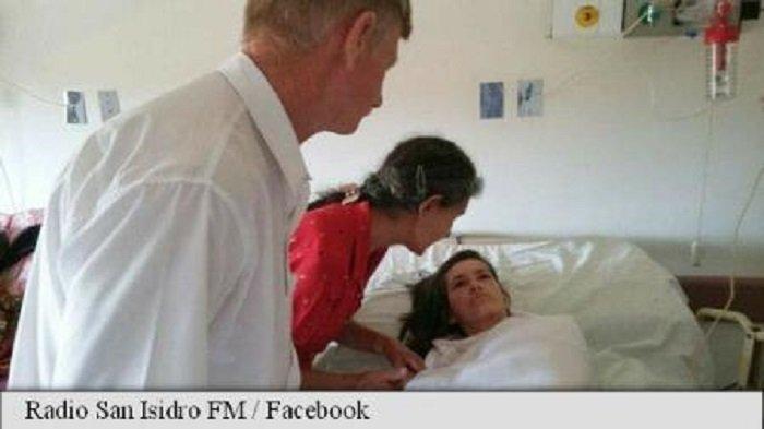 O tânără a născut după ce a stat cinci luni în comă, iar după aceea a revenit la viață