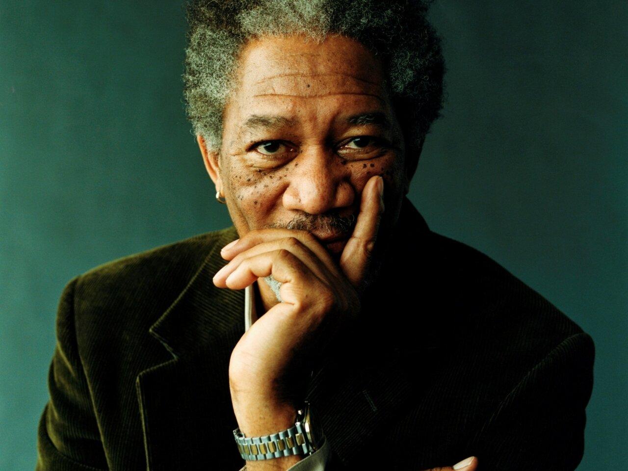 Mesajul lui Morgan Freeman pentru mine, pentru tine, pentru noi toți
