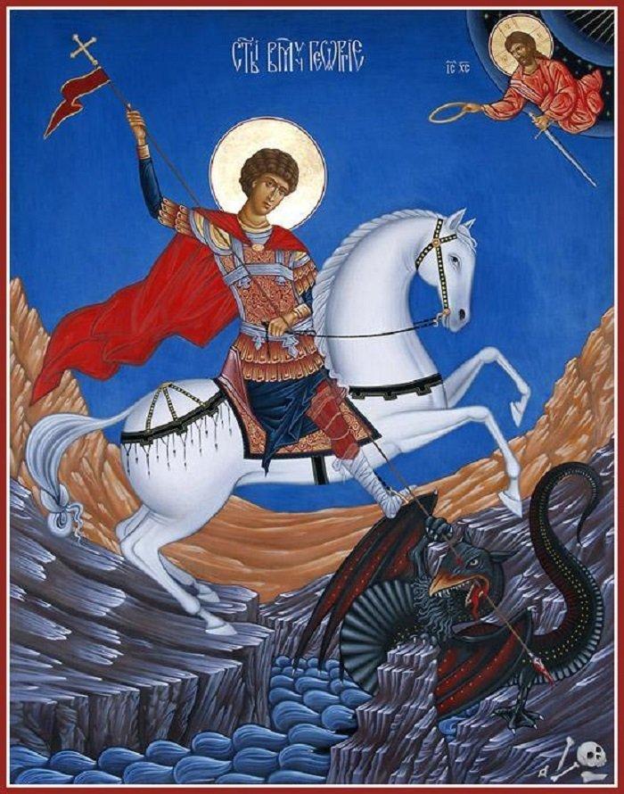 Sfântul Gheorghe – exemplul veșnic viu al mărturisirii Lui Dumnezeu cu prețul vieții