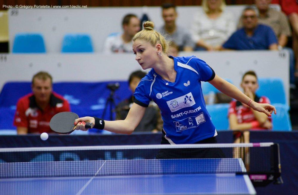 Daniela Dodean, a doua performeră în liga franceză!