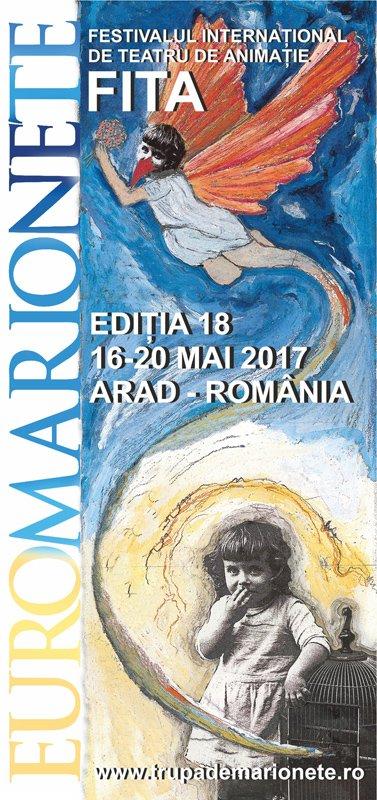 Festivalul Euromarionete din Arad a ajuns la final