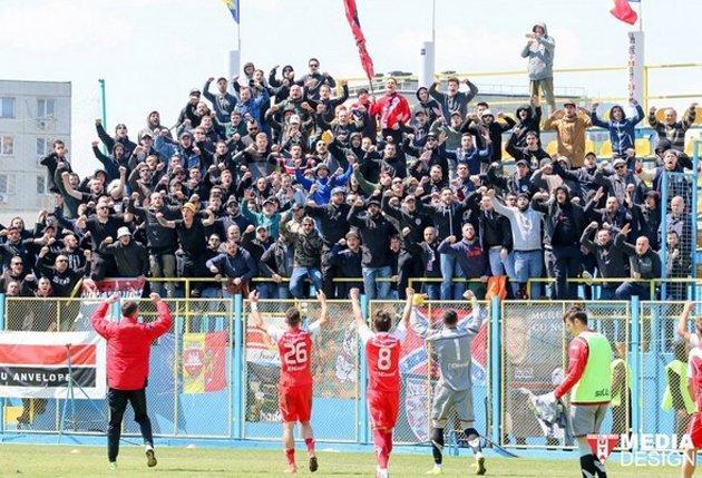 Mioveniul, învinsă la Oradea. UTA nu mai poate rata barajul!
