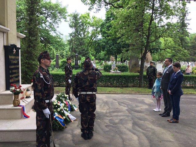 Ziua Europei, sărbătorită de românii din Ungaria