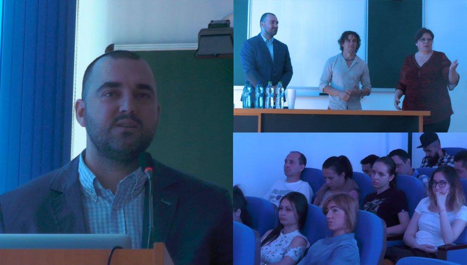 Workshop despre menținerea sănătății, tinereții și frumuseții, la UVVG