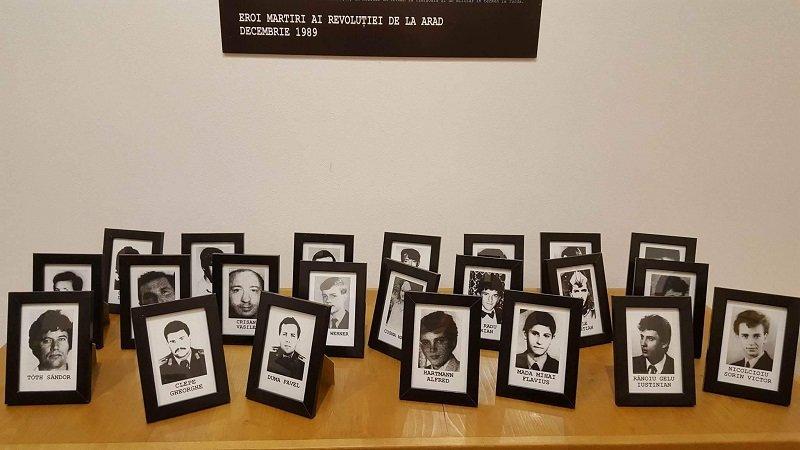 (FOTO) Eroii nu mor niciodată! Astăzi, despre Eroii arădeni de la Revoluția din '89