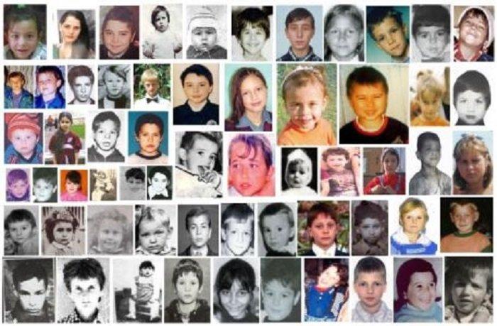 25 mai – Ziua internațională a copiilor dispăruți