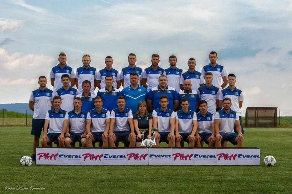Şoimii Lipova deschide sezonul arădenelor în Cupa României