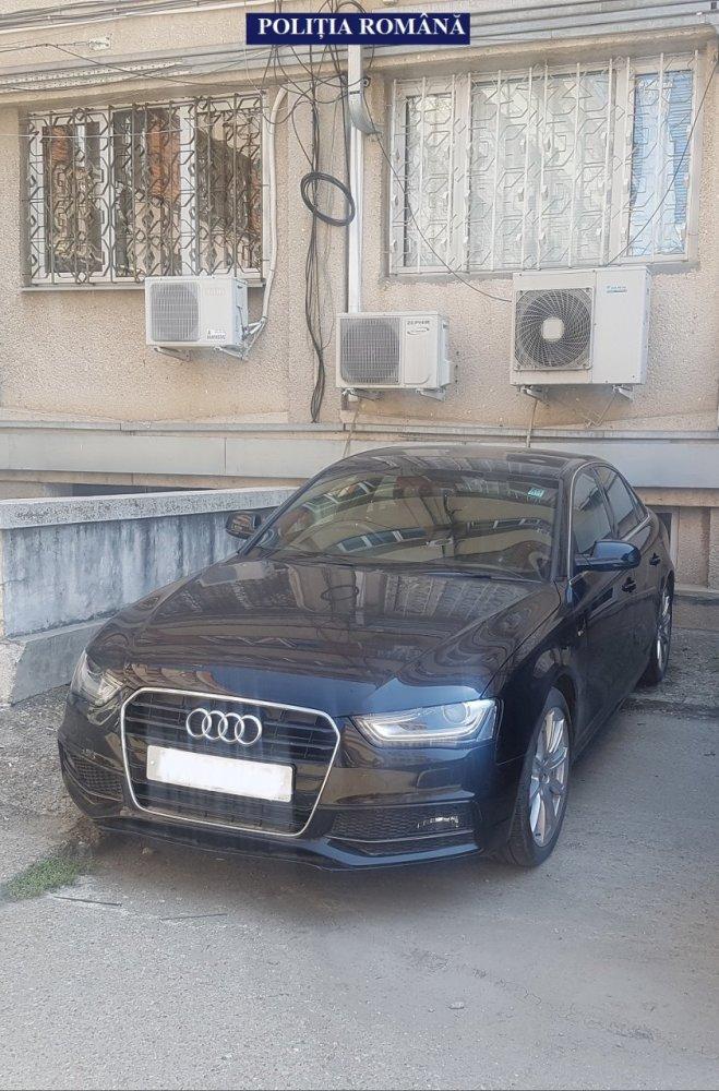 Două mașini căutate în toată Europa au fost găsite în Arad